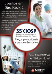 Se hospede no Nikkey para o CIOSP