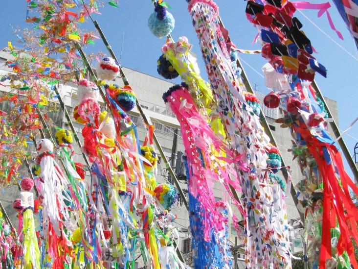 Tanabata na Liberdade Nikkey Hotel