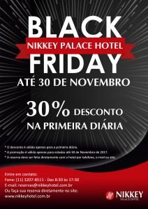 Black Friday hotel Nikkey