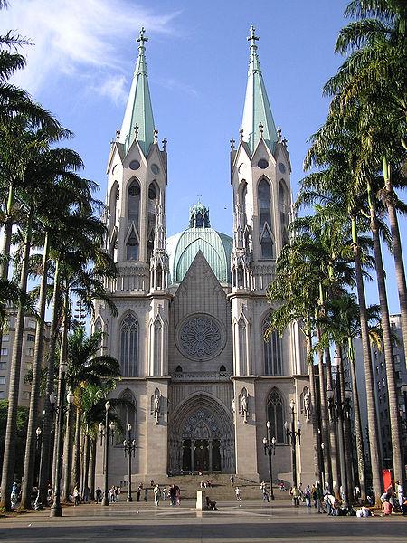 Pontos Turisticos Sao Paulo