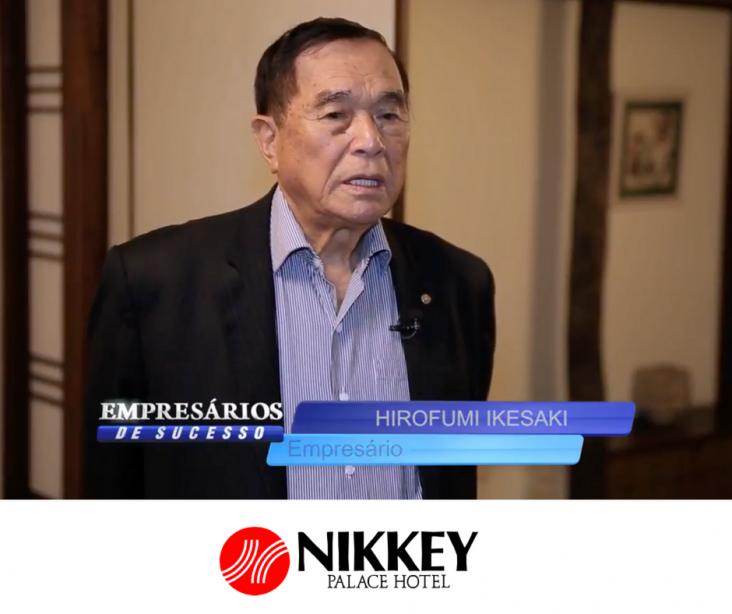 Entrevista com Sr Ikesaki