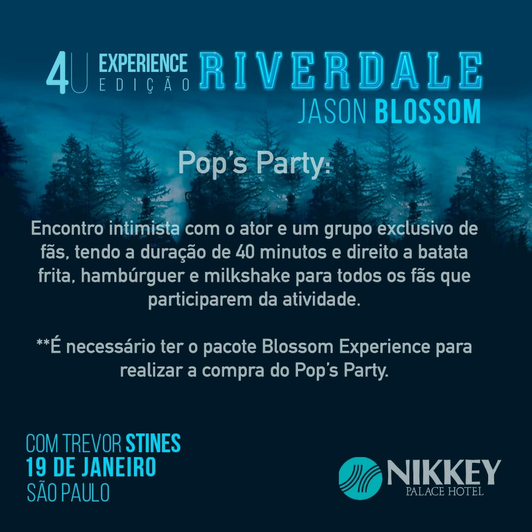 4U Experience – Edição Riverdale